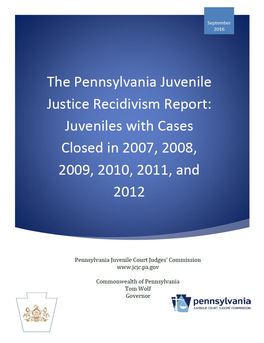 juvenile recidivism